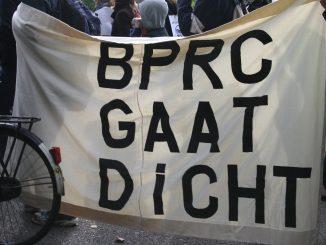 BPRC gaat dicht